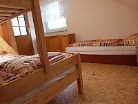Ložnice - pronájem apartmánu Dolní Orlice