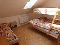 Ložnice - apartmán k pronájmu Dolní Orlice