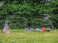 Sportovní vybavení - chata k pronájmu Červená Voda