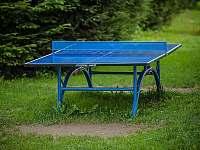 Stolní tenis - Červená Voda
