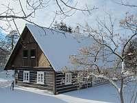 ubytování Skiareál Šerlišský mlýn na chalupě k pronajmutí - Borová