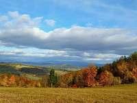 Horní Studénky na podzim