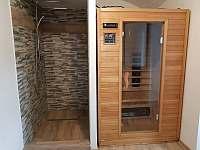 Sauna + sprcha