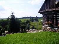 pohled od chalupy do údolí - Zdobnice - Souvlastní