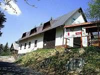 ubytování Bystřec na chatě k pronajmutí
