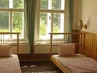 pokoj 3 v patře - pronájem chalupy Červená Voda - Moravský Karlov