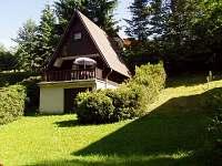 Chata k pronajmutí - okolí Těchonína