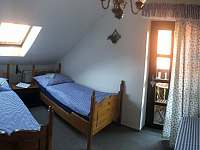 Dvoulůžkový pokoj - Kunvald