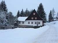 Chalupa Bartošovice v Orlických horách k pronajmutí