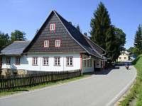 Levné ubytování Vodní nádrž Pastviny Chalupa k pronájmu - Bartošovice v Orlických horách