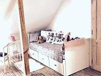 ložnice - dvoulůžko - Anenská Studánka - Helvíkov