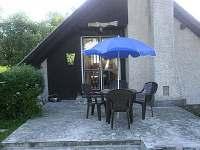ubytování Bystřec na chatě k pronájmu