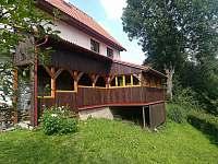České Petrovice - chata k pronajmutí - 37