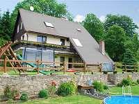 Chata ubytování v obci Horní Boříkovice