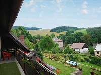 Pohled - balkón