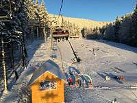 Bobíkova cvičná louka Ski centrum Říčky -