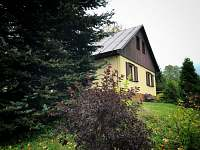 Chata k pronájmu - zimní dovolená Deštné v Orlických horách - Plasnice