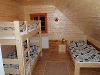 pokoj 4 lůžka