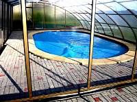 Bazén - pohled dovnitř