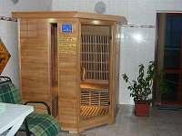 Sauna - chalupa ubytování Svídnice