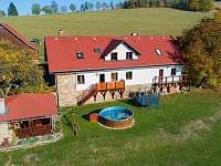 České Petrovice léto 2018 ubytování