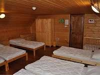 pokoj 1 - chalupa k pronájmu Olešnice v Orlických horách