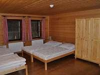 pokoj 2 - chalupa k pronajmutí Olešnice v Orlických horách