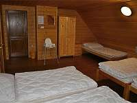 pokoj 2 - pronájem chalupy Olešnice v Orlických horách
