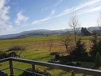 výhled z balkónu - Králíky - Horní Lipka