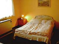 Ložnice - chalupa ubytování Rokytnice v Orlických horách