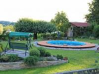 Bazén - apartmán k pronájmu Rokytnice v Orlických horách