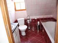 Koupelna 1. apartmán - k pronájmu Rokytnice v Orlických horách