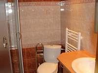 Koupelna 2. apartmán - Rokytnice v Orlických horách