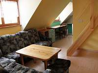 Obývací pokoj 2. apartmán - Rokytnice v Orlických horách