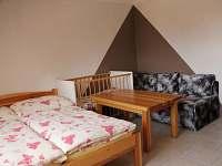 Pokoj 1. apartmán - k pronajmutí Rokytnice v Orlických horách