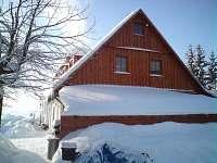 Zimní období - apartmán k pronájmu Rokytnice v Orlických horách