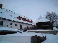 Zimní období - apartmán k pronajmutí Rokytnice v Orlických horách
