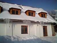 Zimní období - apartmán ubytování Rokytnice v Orlických horách
