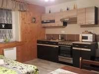 Dvoulůžkový pokoj s kuchyňkou