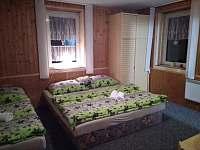 Třílůžkový pokoj s koupelnou - Pastviny
