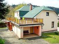 Vila na horách - zimní dovolená Pastviny
