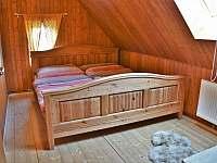 druhá ložnice v horním patře - Sněžné