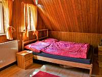 ložnice - horní patro - Sněžné