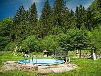Bazén - chalupa k pronájmu Souvlastní