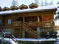 ubytování Skiareál Čenkovice ve srubu k pronajmutí - Čenkovice