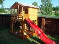 Domeček pro děti - chalupa k pronajmutí Pastviny