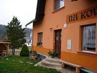 ubytování Horní Boříkovice na chalupě