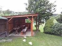 Pergola - chalupa ubytování Pastviny
