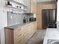 Prostorná kuchyň s veškerým vybavením pro 20 osob - Olešnice v Orlických horách