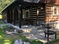 Roubenka Lužany - chalupa k pronajmutí - 30 Olešnice v Orlických horách